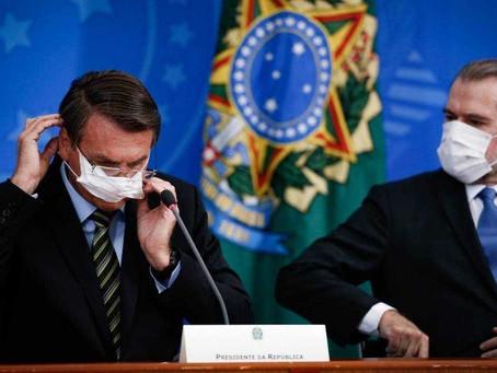 Entre MP's e pronunciamentos: um governo criminoso em meio à crise do Coronavírus
