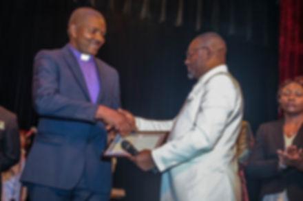 Ass Pastor Francis Kayembe And Pastor B