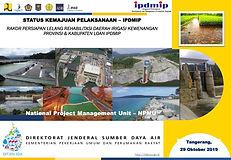 Status Kemajuan Pelaksanaan IPDMIP (NPMU
