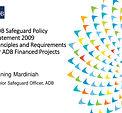 2. ADB-Safeguard Policy Statement 2019-0
