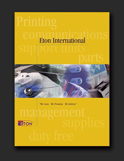 Eton International capabilities brochure
