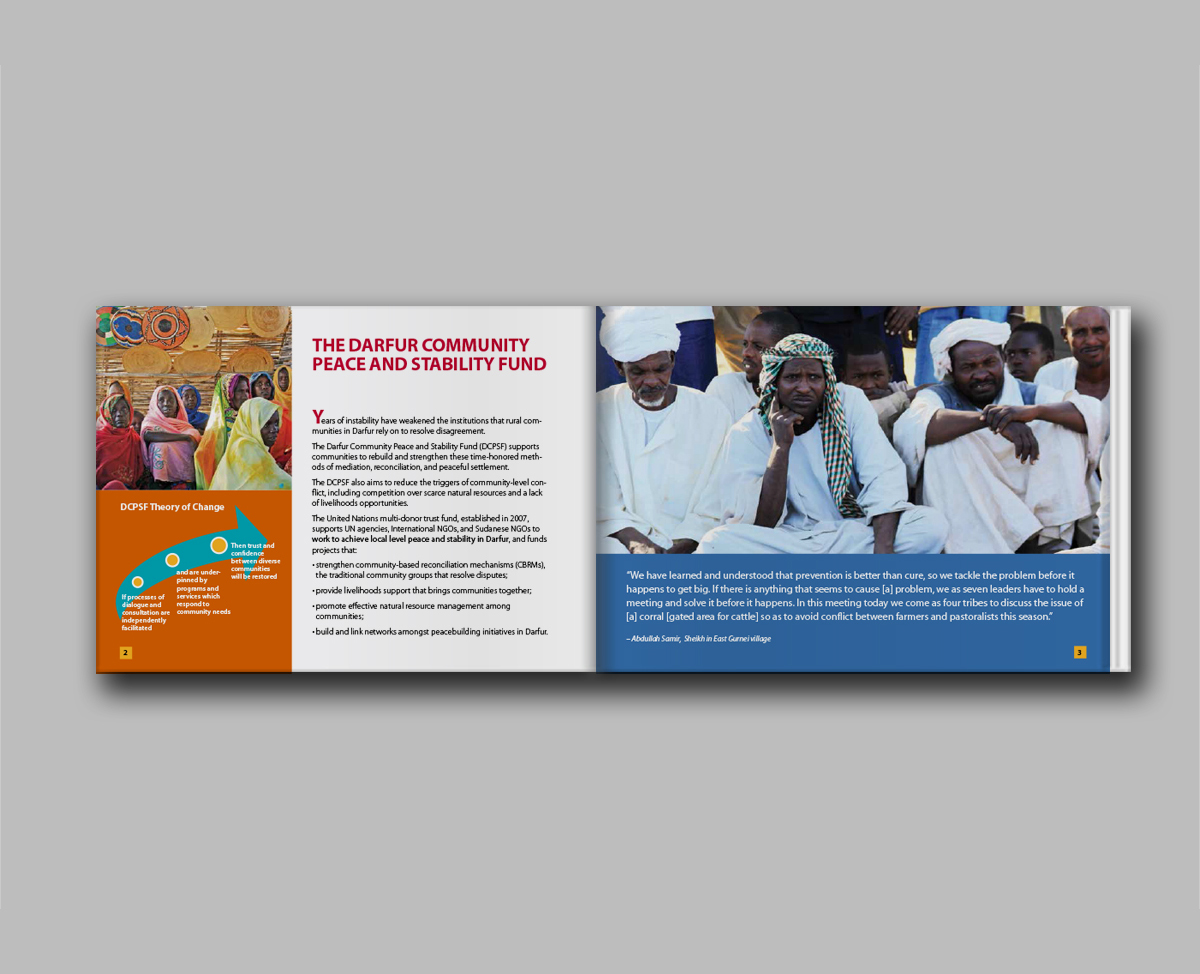 Supporting Peace in Darfur