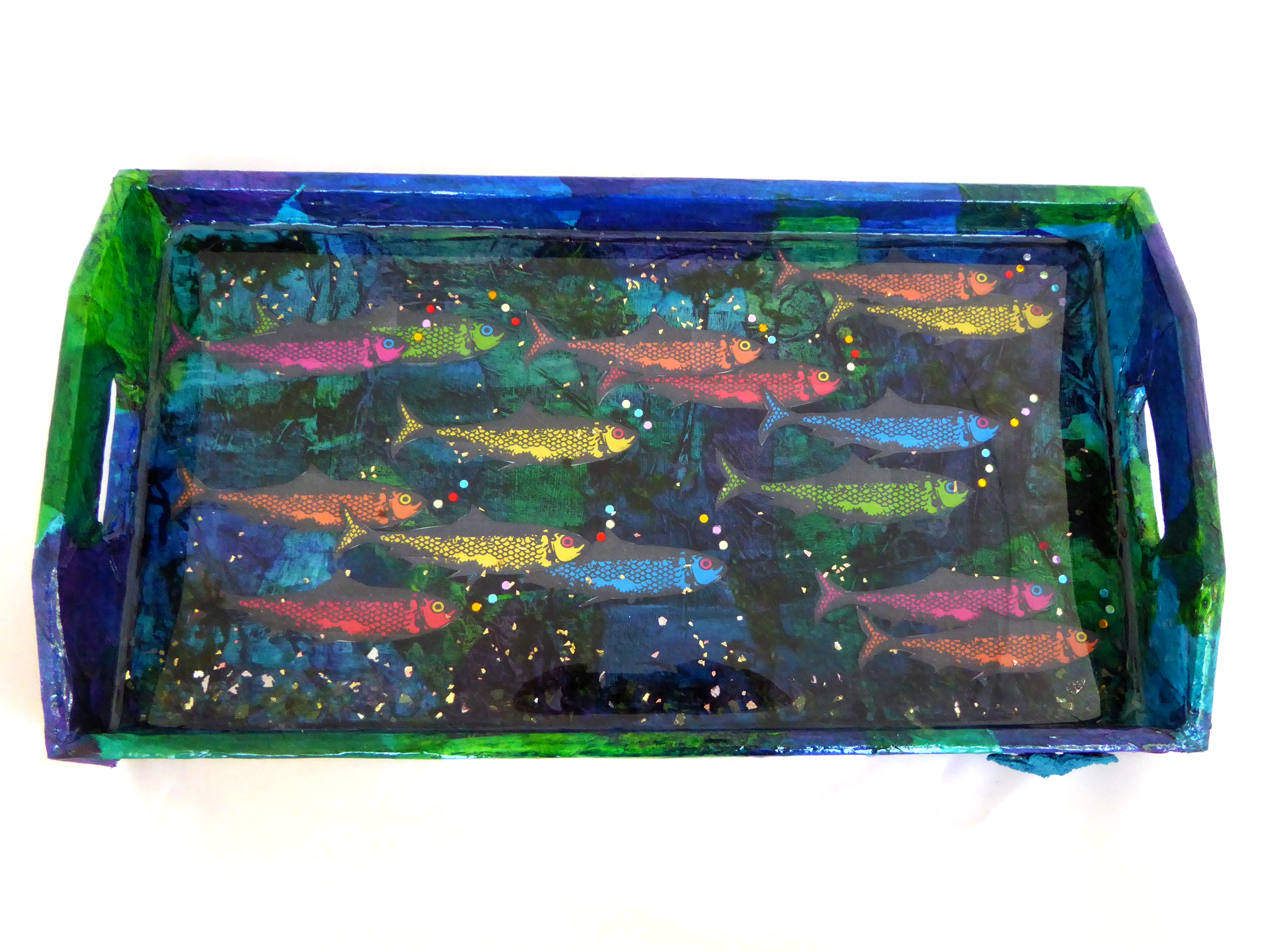 Sardine Serving Tray-top view