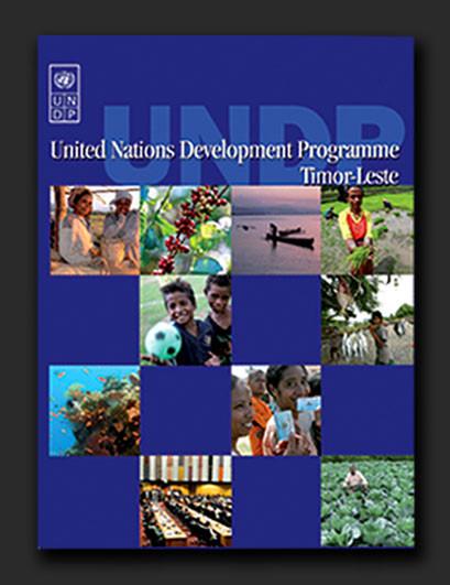 UNDP Timor-Leste media kit