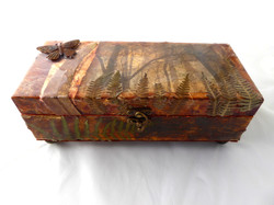 Jewelry Box - Sintra Forest design