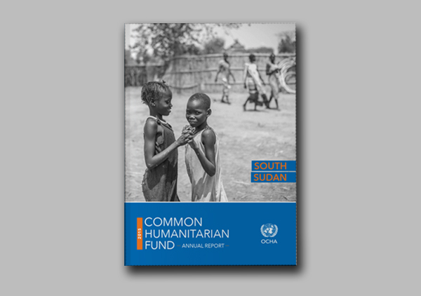 OCHA South Sudan CHF annual report