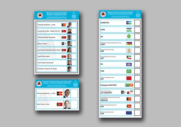Timor-Leste Elections