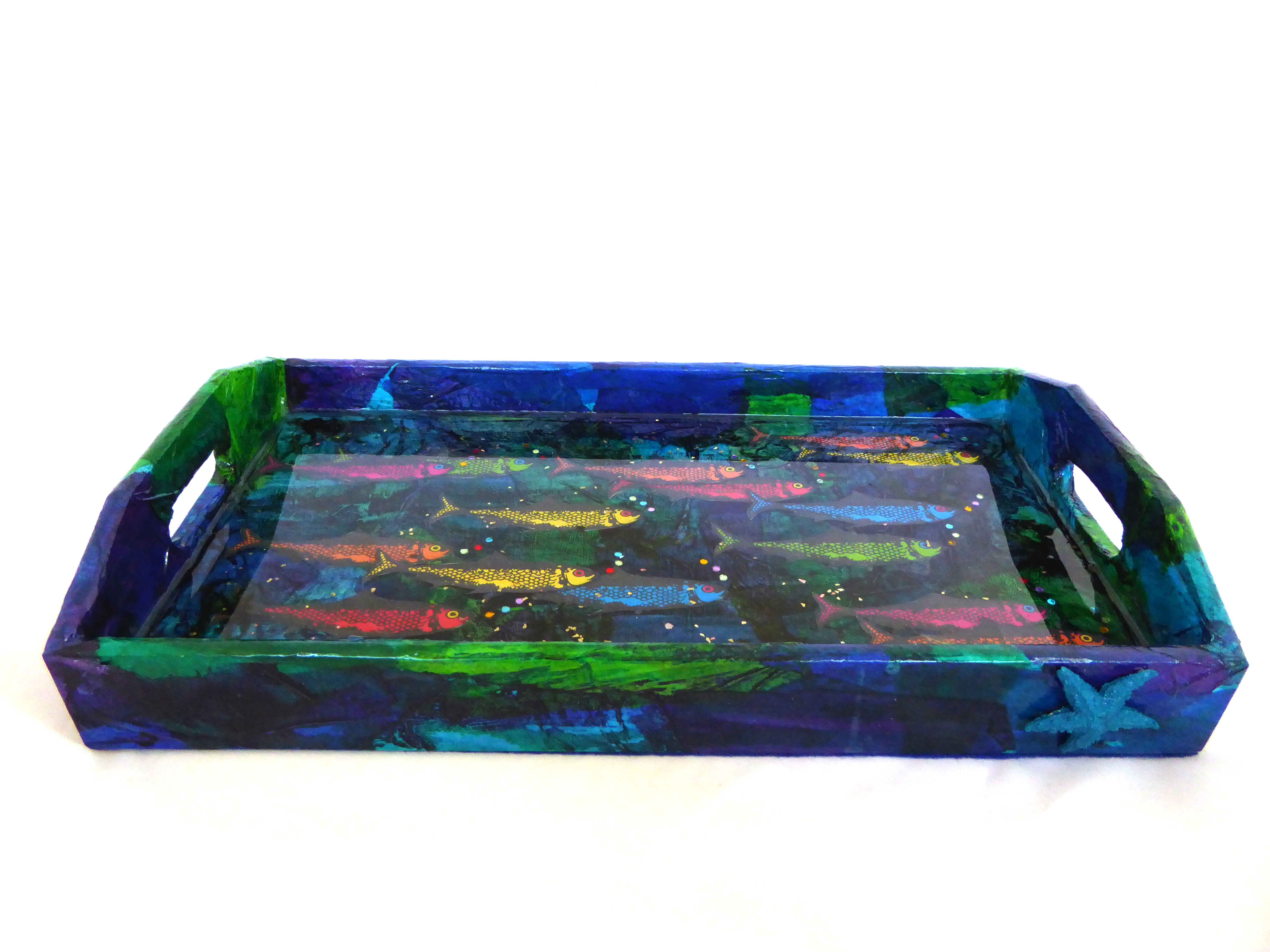 Sardine Serving Tray-front view