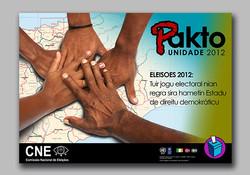 CNE Unity Peace Pact Campaign