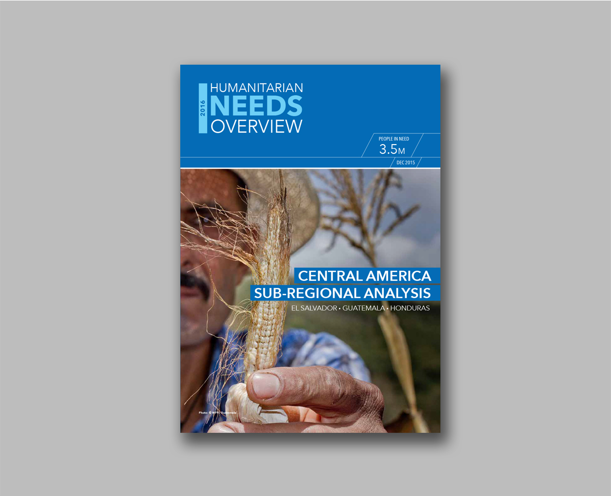 Central America Humanitarian Needs Overview 2016