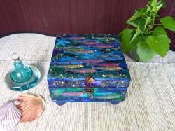 Sardine Jewelry Box – in setting