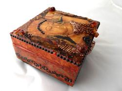 Jewelry Box - India design