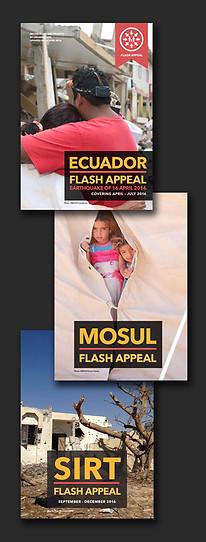 OCHA Flash Appeals 2016