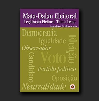 Timor-Leste CNE Electoral dictionary