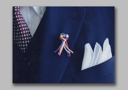 Partnerships of Hope ribbon