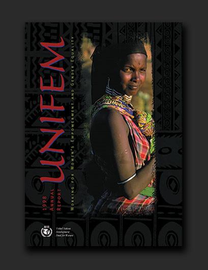 UNIFEM annual report 1998