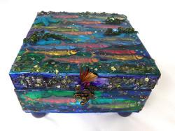 Jewelry Box - Sardine design