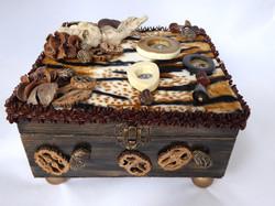 African Safari Jewelry Box