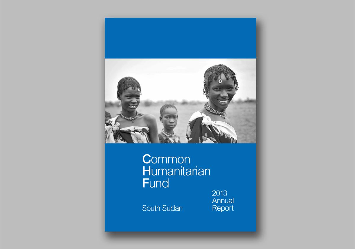 South Sudan Common Humanitarian Fund annual report 2013