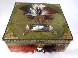Dove Jewelry Box