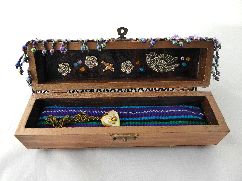 Jewelry Box - Angel design
