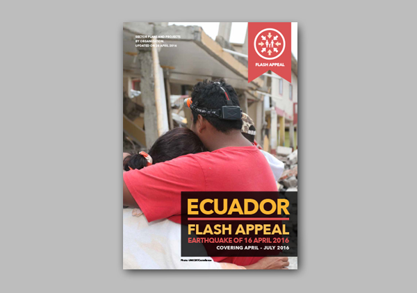 Ecuador Flash Appeal