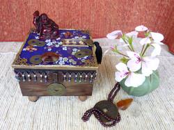 Buddha Meditation Jewelry Box