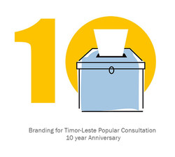Timor Popular Consultation–10 years