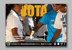 Community Leaders Elections - Suco
