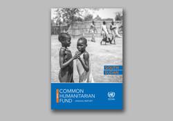 South Sudan Common Humanitarian Fund annual report 2015