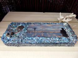 Cascais bay decorative box