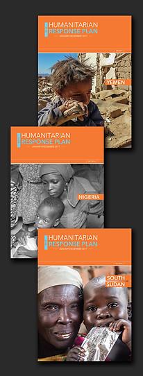 OCHA Humanitarian Response Plans 2017