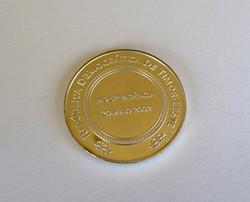 Timor-Leste Independence Commemorative medal