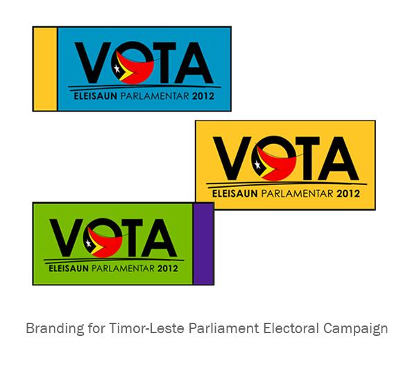 Timor-Leste Parliament Election 2012
