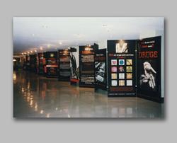 A Drug Free World exhibit