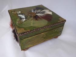 Dove Jewelry Box – Side view