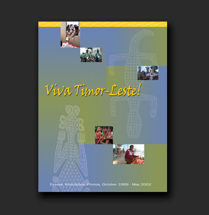 Timor-Leste Independence Commemorative book