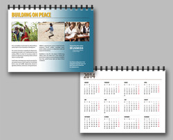 United Nations Mission in South Sudan (UNMISS) calendar 2014
