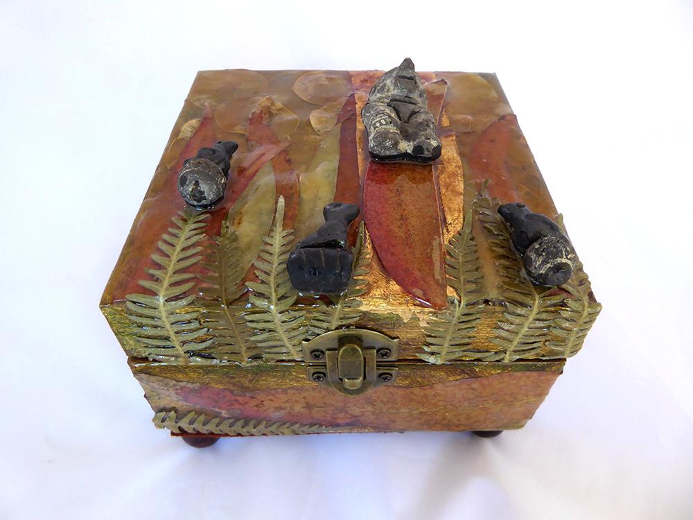 Amazon Jewelry Box