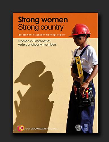 Timor-Leste UNDP Gender Assessment report