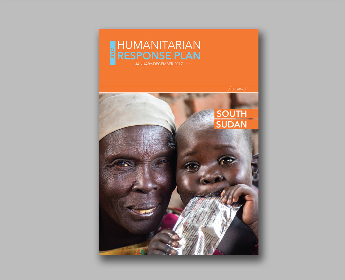 South Sudan Humanitarian Response Plan 2017
