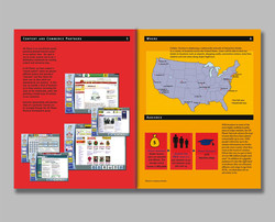 Golden Screens marketing campaign brochure