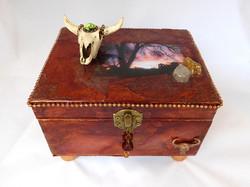 New Mexico Jewelry Box