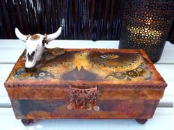 Day of the Dead decorative box
