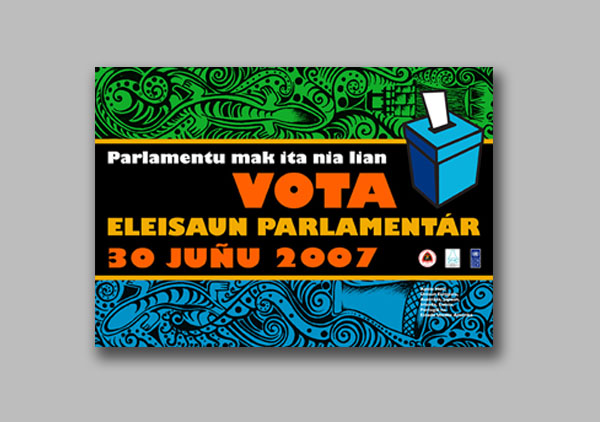 Timor-Leste Parliament Election