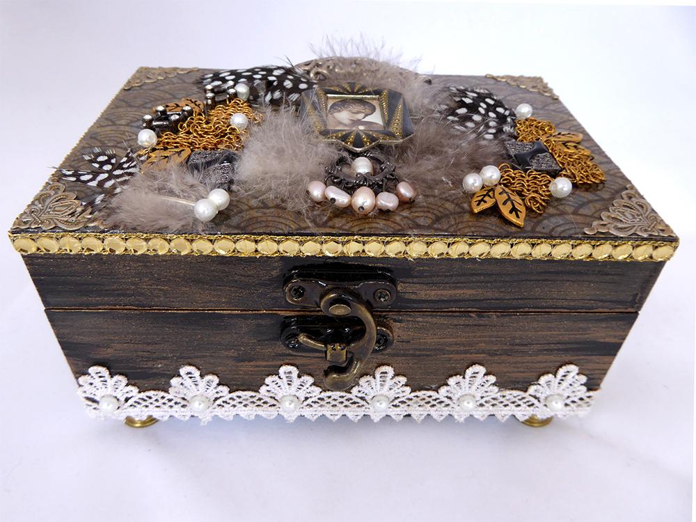 Jewelry Box - Art Deco design