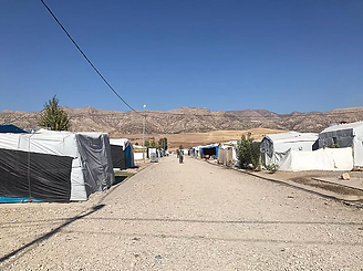 Camps for internally displaced people in Northern Iraq