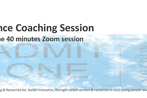 1 Resilience Coaching Session