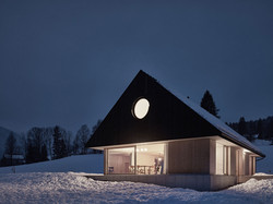 mia2 Einfamilienhaus Haus mit Giebel