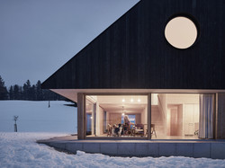 Haus mit GIEBEL